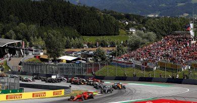 ESPORTE: F1 confirma oito primeiras corridas da temporada 2020; campeonato começa na Áustria.