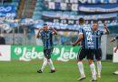 Grêmio vence Inter e conquista segundo turno do Gaúcho.