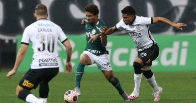 ESPORTE: Palmeiras x Corinthians: prováveis escalações, desfalques e onde assistir.