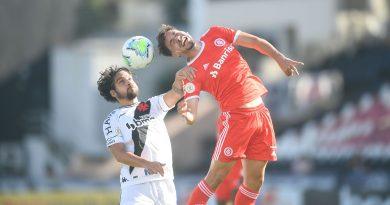STJD indefere pedido do Vasco para anulação de jogo contra o Inter.
