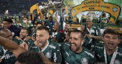 Palmeiras derrota Grêmio e conquista o tetra na Copa do Brasil 2020.