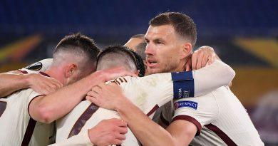 Roma garante vaga nas semifinais da Liga Europa.