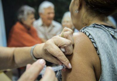 Segunda etapa de vacinação contra gripe começa amanhã.