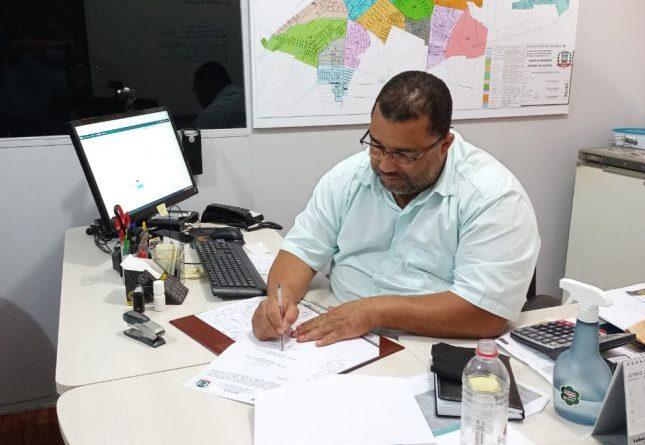 Município de Guaíra solicita inclusão dos trabalhadores de limpeza urbana e manejo de resíduos sólidos no grupo prioritário da vacinação contra o covid-19