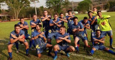 Guaíra Equipe de futebol sub21 participa de campeonato Bom de Bola