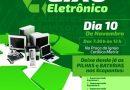 Mundo Novo Escola Castelo Branco é mais uma a aderir Ecoponto para Campanha do Lixo Eletrônico